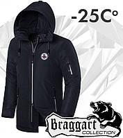 Braggart 'Black Diamond'. Парка зимняя 9071 графит, фото 1