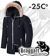 Braggart 'Black Diamond'. Парка зимняя 9405 графит, фото 1