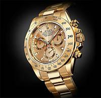 Брендовые наручные часы Rolex Daytona Gold