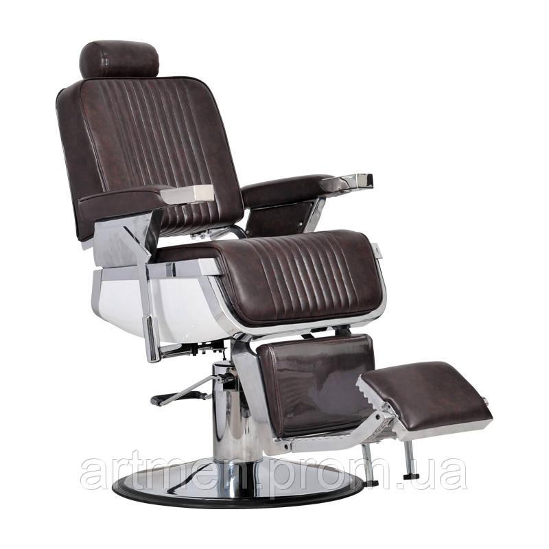 Кресло парикмахерское Barber bronz