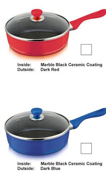 Кованная кованная литая сковорода Forget dia-casting fry pan