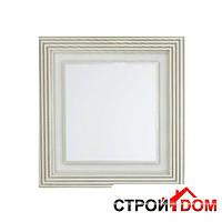 Зеркало Botticelli Treviso ТM -80 белое, патина медь, фото 1