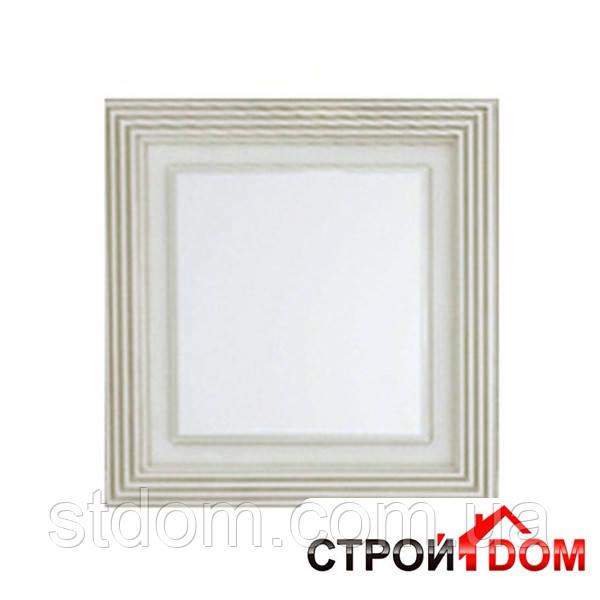 Зеркало Botticelli Treviso ТM -80 белое, патина медь