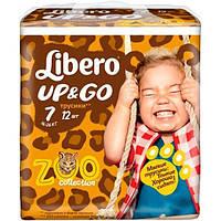 Подгузники Libero Up & Go 7 XL Plus 16-26 кг 12 шт N51306272