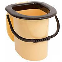 Ведро туалетное Горизонт 18 л N40527081