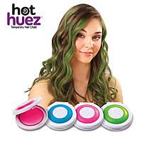 Цветные мелки для волос  Hot Huez (Хот Хьюз) , Скидки