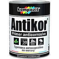 Грунт Kompozit Antikor светло-серый 1 кг N50306289