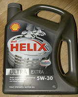 Моторное масло Shell Helix Ultra 5W-30 для  Subaru Outback