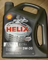 Моторное масло Shell Helix Ultra 5W-30 для  Toyota Auris