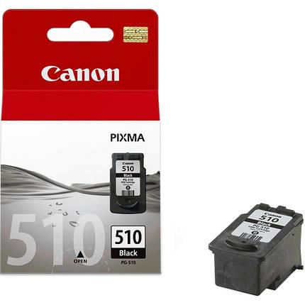 Картридж СANON PG 510 для струйного принтера совместим с Canon PIXMA iP 2700 2702 MP 230 240 250 252 260 270, фото 2