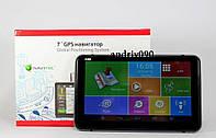 Автомобильный GPS навигатор 6X 7'' Android