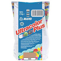 Затирка Mapei Ultracolor Plus 141 карамель 2 кг N60307197