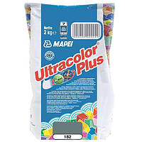 Затирка Mapei Ultracolor Plus 182 турмалиновая 2 кг N60307185