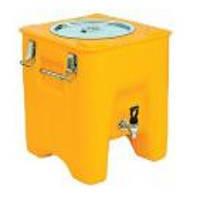 Термоконтейнер для напитков с краном Waterbox 23 lt with faucet Termobox (Турция)