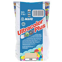 Затирка Mapei Ultracolor Plus 132 бежевая 2 кг N60307182