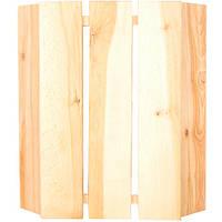 Абажур деревянный SVL-2 37х31х8.5 см клен N80507478