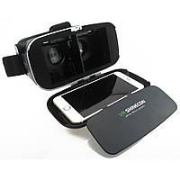 Очки виртуальной реальности для телефона VR Shinecon, с пультом, В наличии