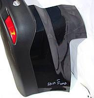 Задний бампер правый универсал Ford Focus 3