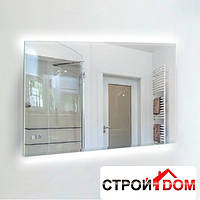 Прямоугольное зеркало с LED подсветкой Liberta Canzo 1200x700