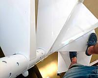 Лестницы и стремянки SVELT Винтовая лестница для мезонина SVELT T15 белая