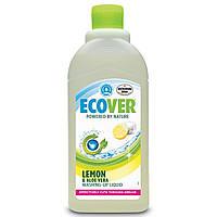 Жидкость для мытья посуды ECOVER (Лимон и Алоэ вера), 500мл