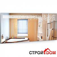 Прямоугольное зеркало с LED подсветкой Liberta Cosma 900x700