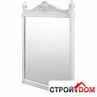 Зеркало для ванной Burlington Georgian с рамой из белого алюминия T42WHI