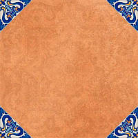 Плитка Golden Tile Andalusia corner терракотова 1ЕК880 400х400 мм N60121196