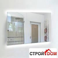 Прямоугольное зеркало с LED подсветкой Liberta Canzo 900x700