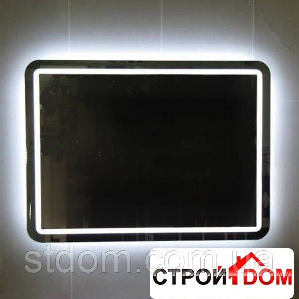 Зеркало для ванной комнаты с LED подсветкой Liberta Vita 1000x700