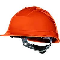 Каска защитная строительная Quartz 3 оранжевая N20802024