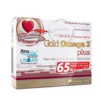 Gold Omega 3 Plus (60 кап)