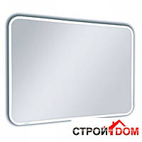 Зеркало закругленное с LED подсветкой Devit Soul 800x600 5022149