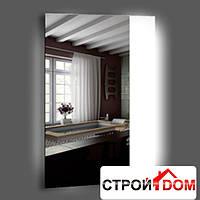 Зеркало для ванной комнаты с совмещенной LED подсветкой Liberta Smart R 600x800