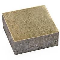 Плитка тротуарная Брусчатка 200x200x60 мм оливка N10429070