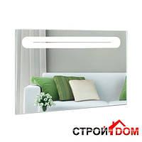 Прямоугольное зеркало с LED подсветкой Liberta Bari 800x800