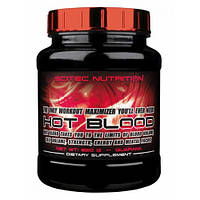 Энергетик Scitec Nutrition Hot Blood 2.0, 820 гр.