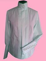 Женская блузка с бизами