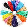 PLA пластик для 3d-ручки   Набор 15 цветов   3D-Box