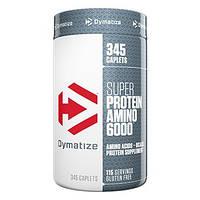 Аминокислоты Dymatize Super Amino 6000 (345 капс)