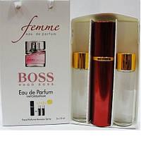 Hugo Boss Boss Femme EDP 3x15 ml MINI