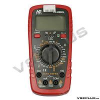 Мультиметр HD VC-890DL