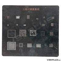 Трафарет BGA Samsung G930 Galaxy S7 / G935 Galaxy S7 Edge Duos