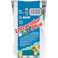 Затирка Mapei Ultracolor Plus 171 бирюзовая 2 кг N60307251