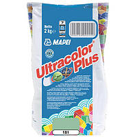 Затирка Mapei Ultracolor Plus 181 яшма 2 кг N60307184