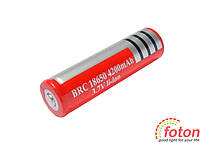 Battery Li-ion BRC 18650, 3,7V 4200mAh