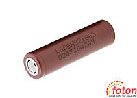 Battery Li-ion LG 18650, 3,7V 3000mAh