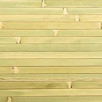 Обои бамбуковые LZ-0804F 17 мм 1.5 м зеленые N50608123
