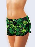 Женские шорты Cannabis