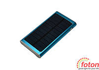 Solar Charger & Flashlight Power Bank HY-1008